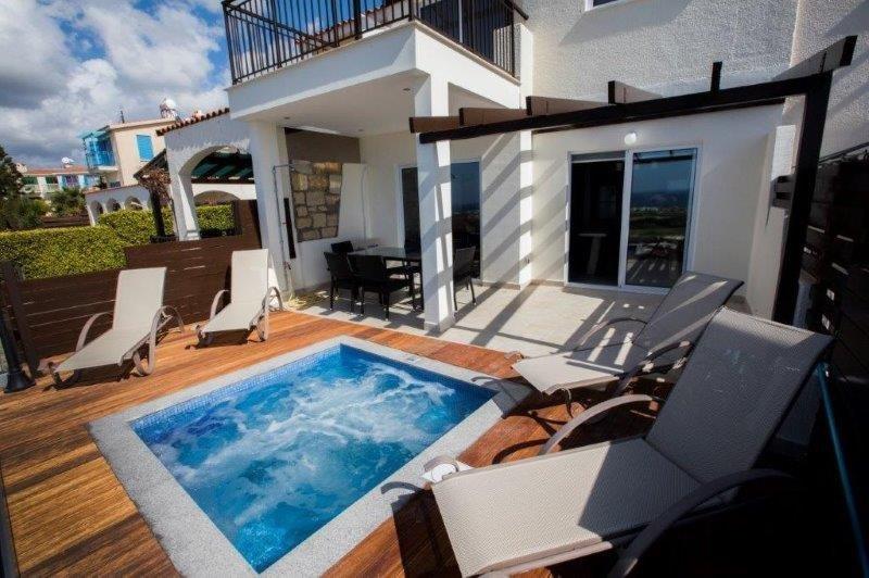 Villa Town House - terras