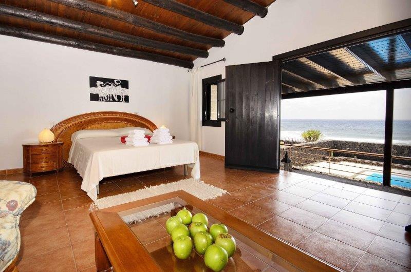 Villa Adelina - slaapkamer