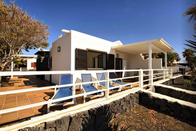 Villa Malondra - terras