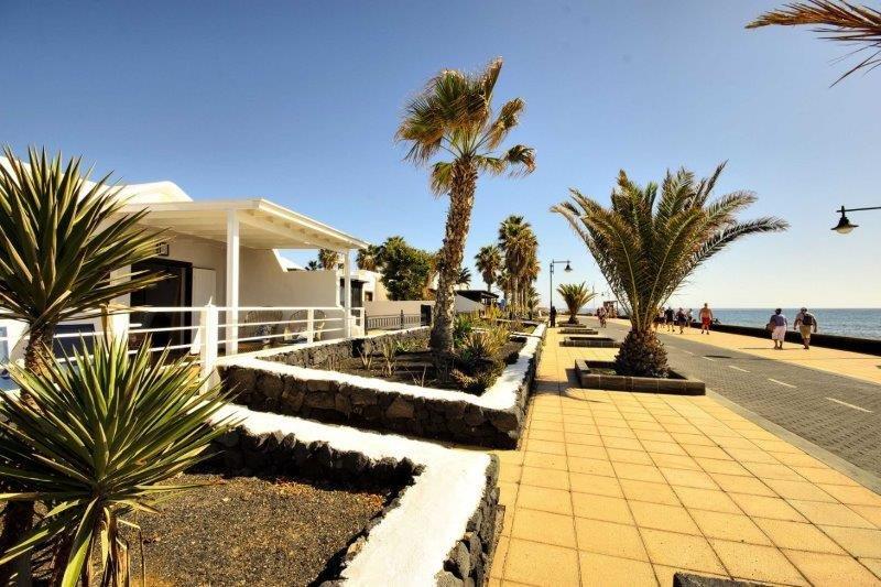 Villa Malondra - strandpromenade