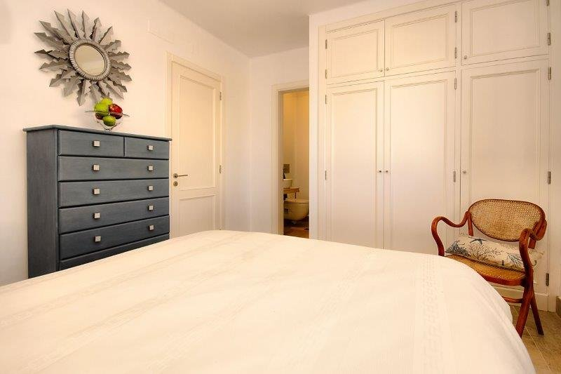 Villa Malondra - slaapkamer