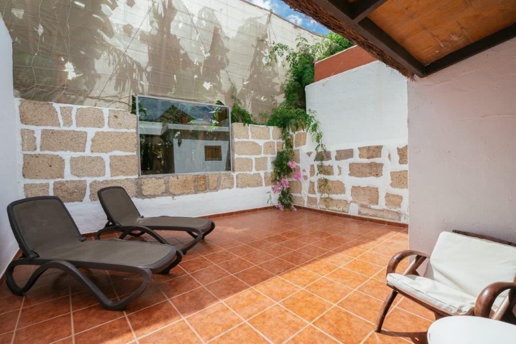 Villa Trece Piedras - privé terras uitzicht plantage