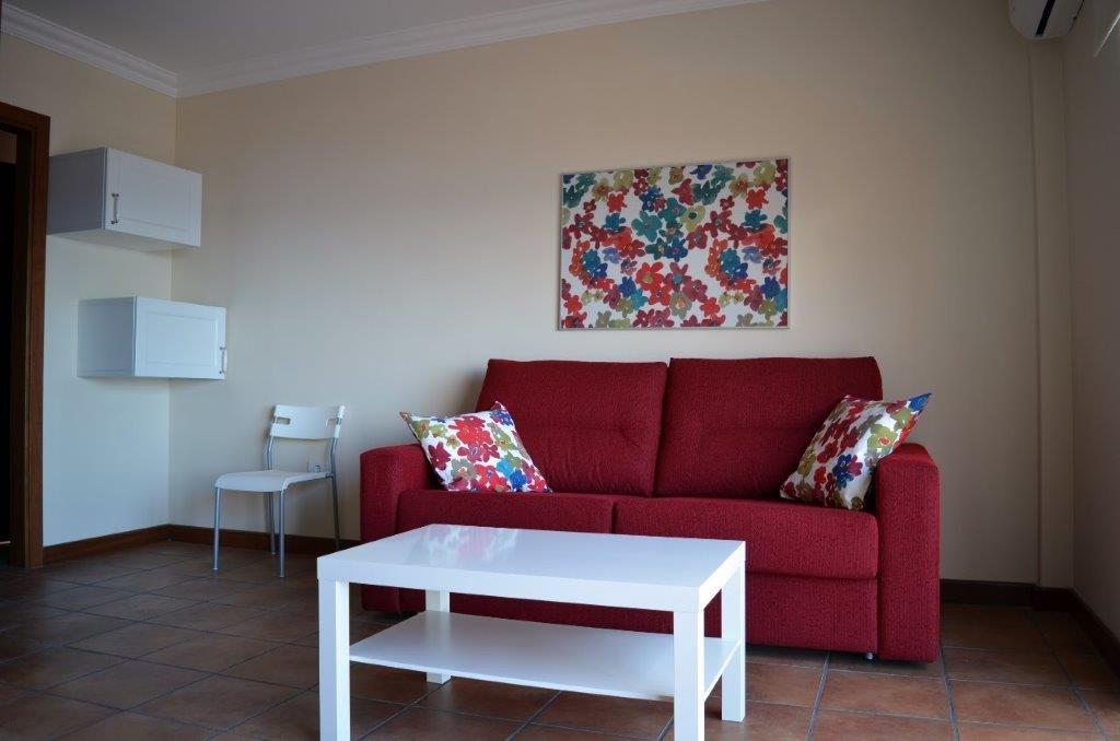 Appartementen Las Terrazas - woonkamer