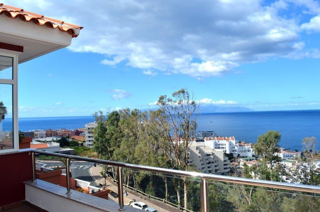 Appartementen Las Terrazas - uitzicht
