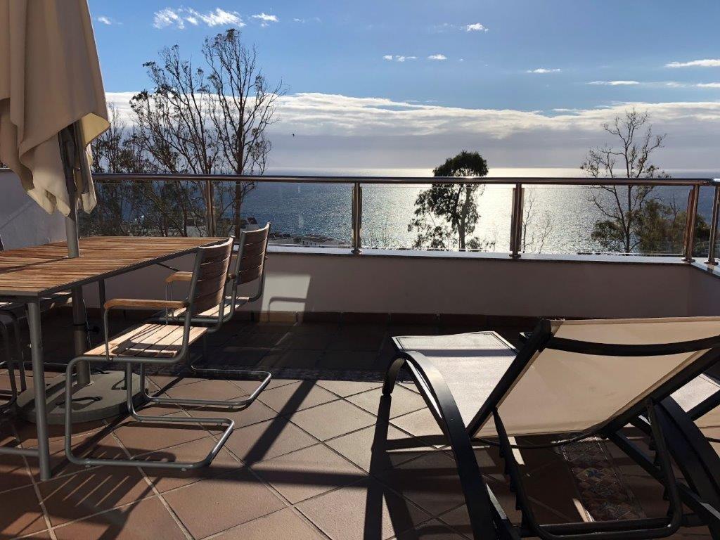 Appartementen Las Terrazas - balkon