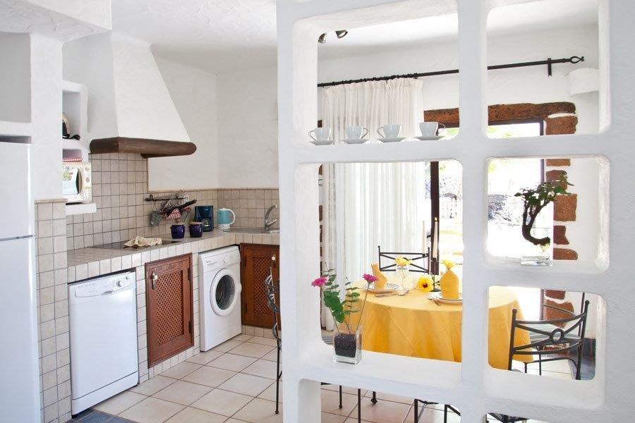 Villa Kamezi  - keuken