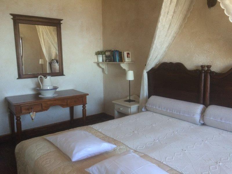 Casita Tajona - slaapkamer