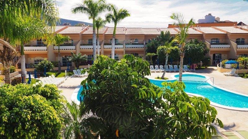 Appartementen Jardin del Conde - zwembad