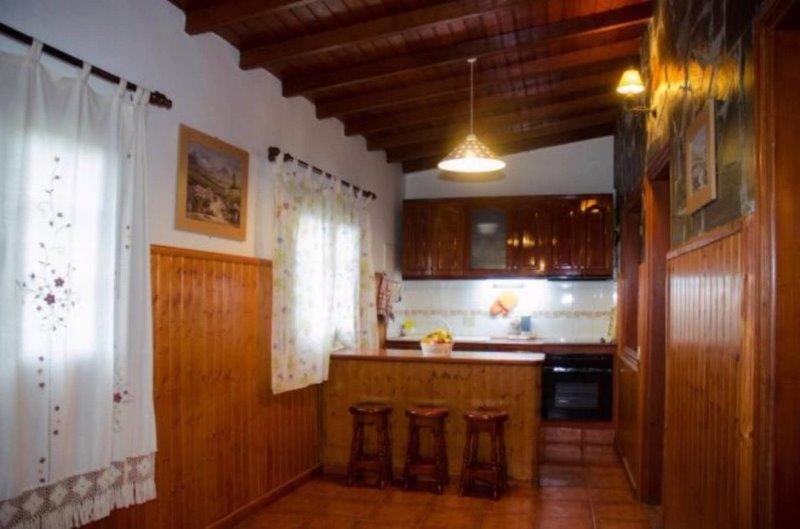 Casita Ondina - keuken