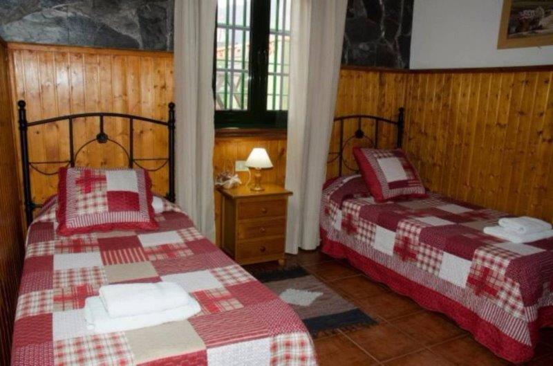 Casita Ondina - slaapkamer