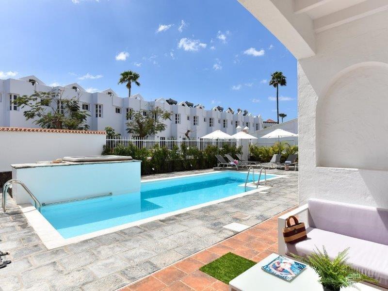 Appartementen Sonnenland - zwembad