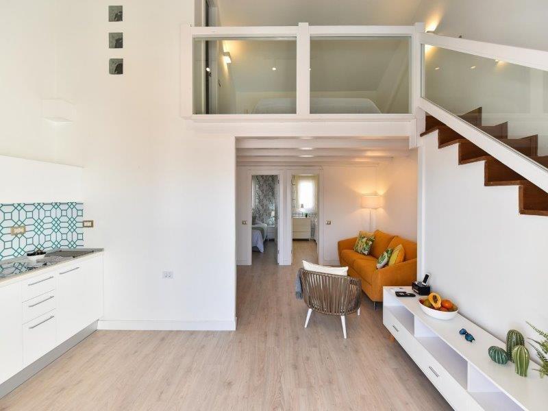 Appartementen Sonnenland - keuken