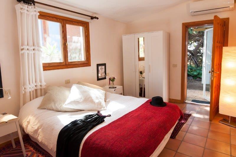Casita Roquete A - slaapkamer
