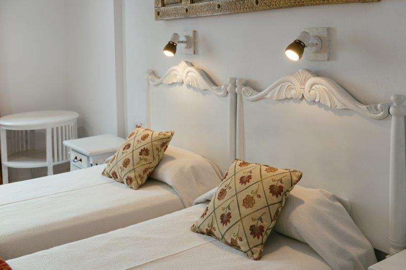 Villa Once Piedras - slaapkamer