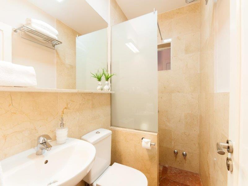Villa Veril - badkamer