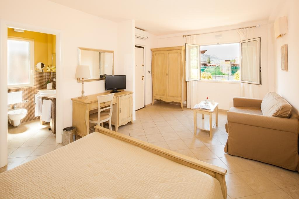 Hotel Alcantara Resort - kamer superieur