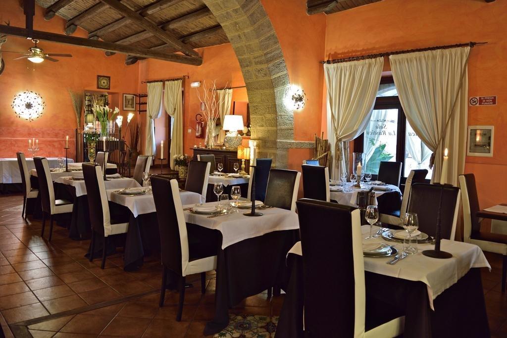 Hotel Vechia Masseria - restaurant