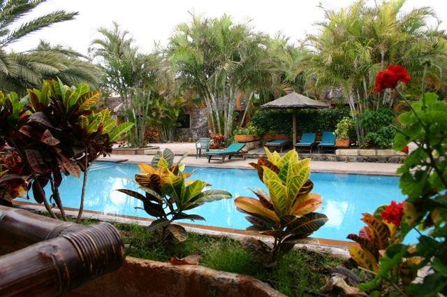 Villa Piedras de Aqua - gezamenlijke zwembad