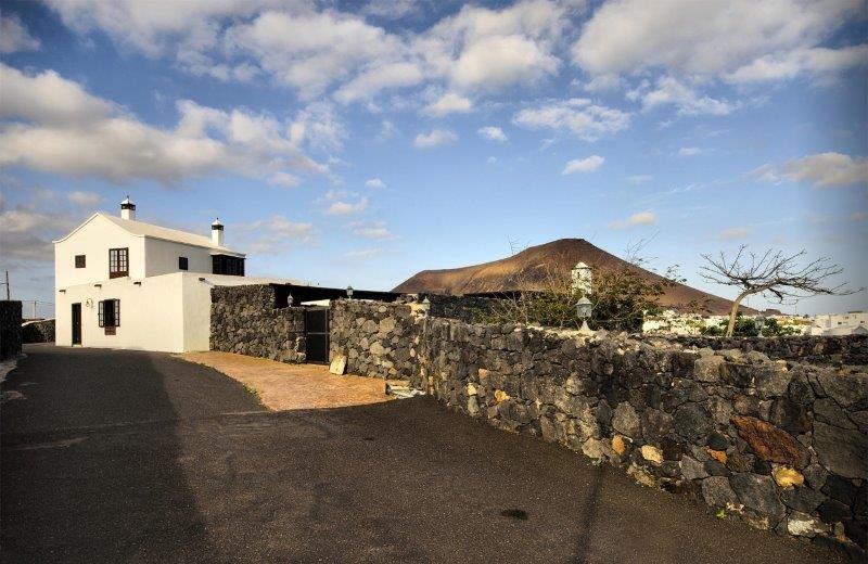 casa del volcan