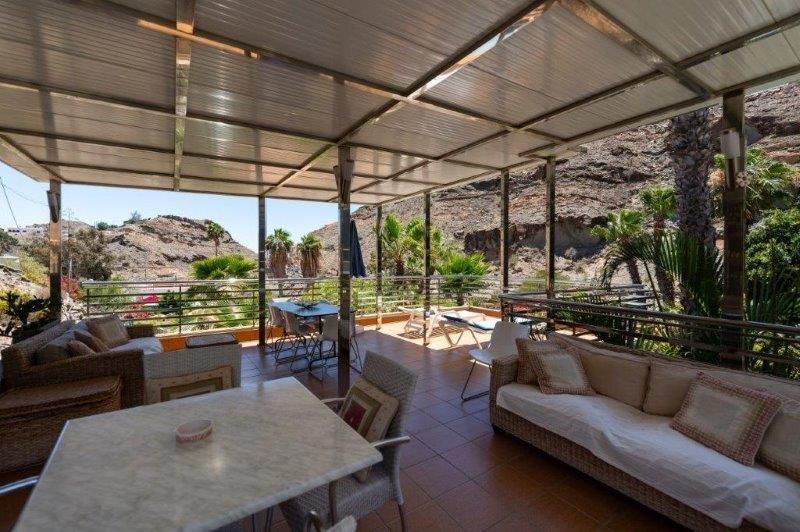 Appartementen Jardines del Cura - gezamenlijk terras