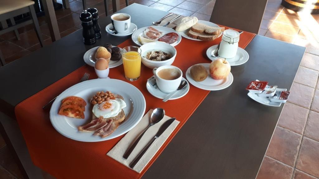 Hotel Melvas Suites - ontbijt