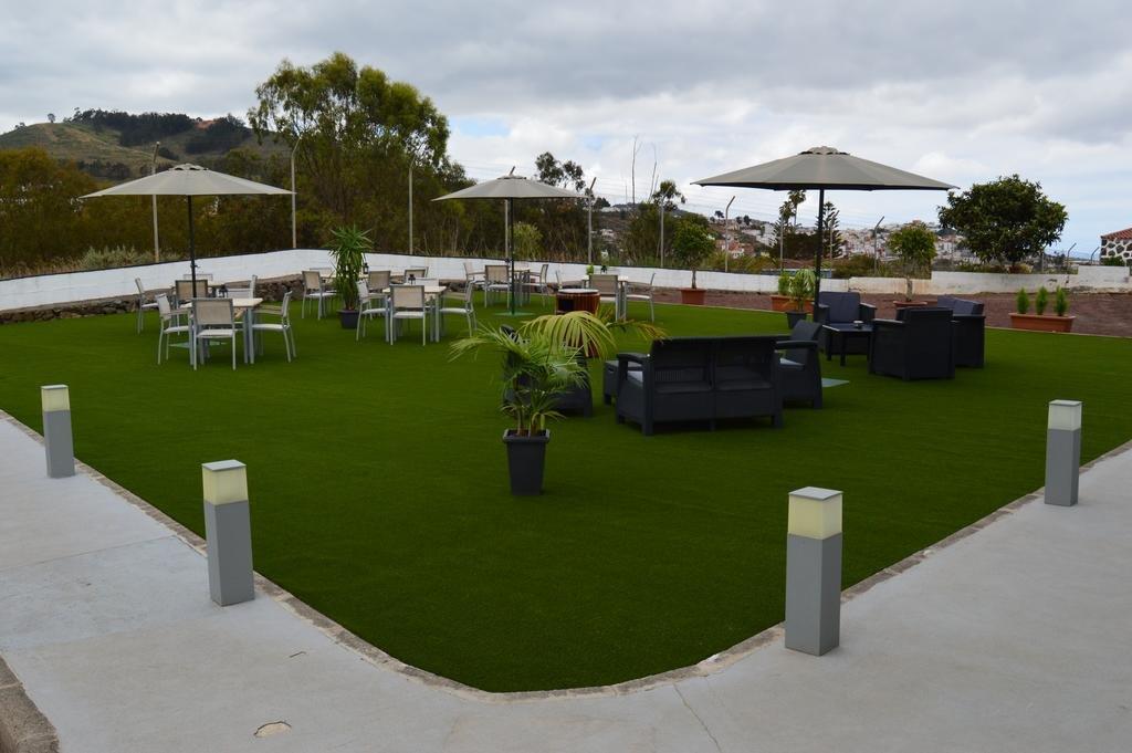 Hotel Melvas Suites - terras