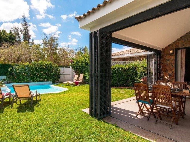 Villa Maria Campo - tuin