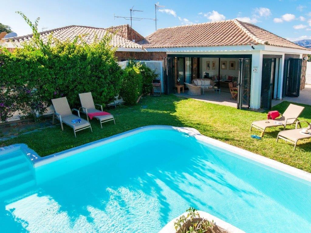 Villa Maria Campo - zwembad
