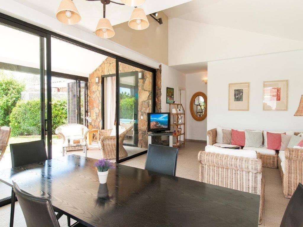 Villa Maria Campo - woonkamer