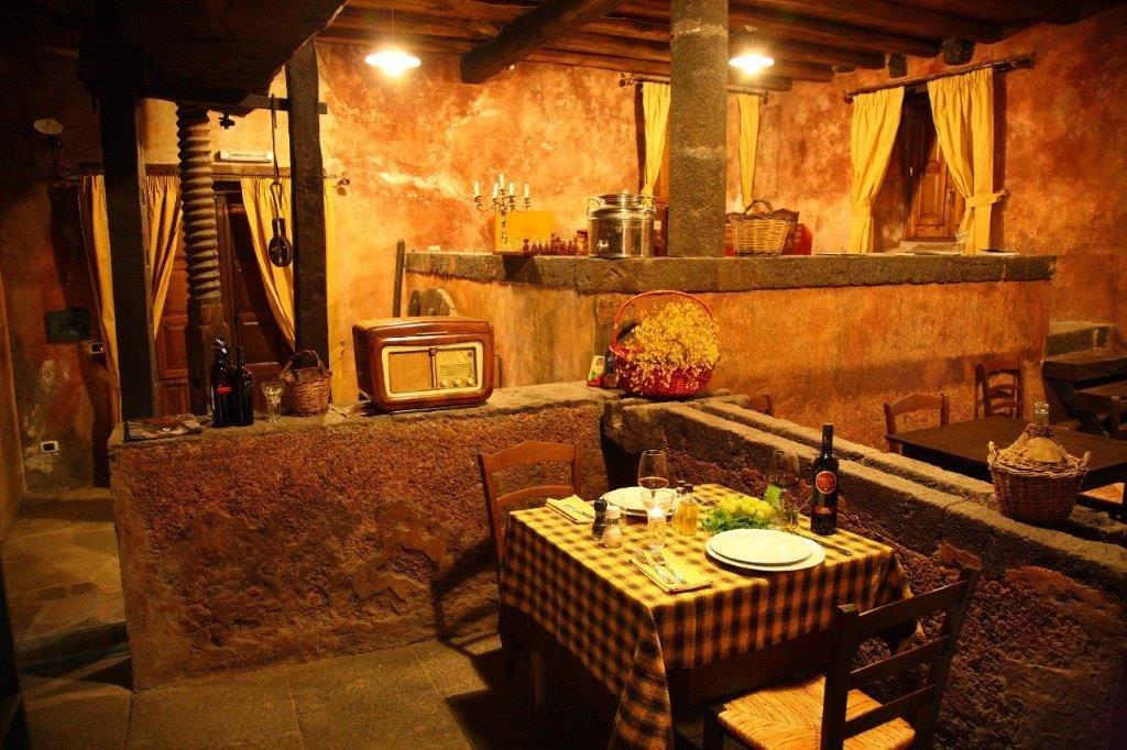 Appartementen Antica Cavalleria - trattoria