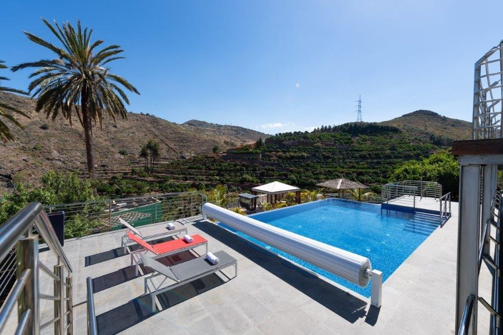 Appartementen Finca oasis - zwembad