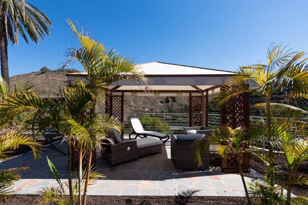 Appartementen Finca oasis - zitje