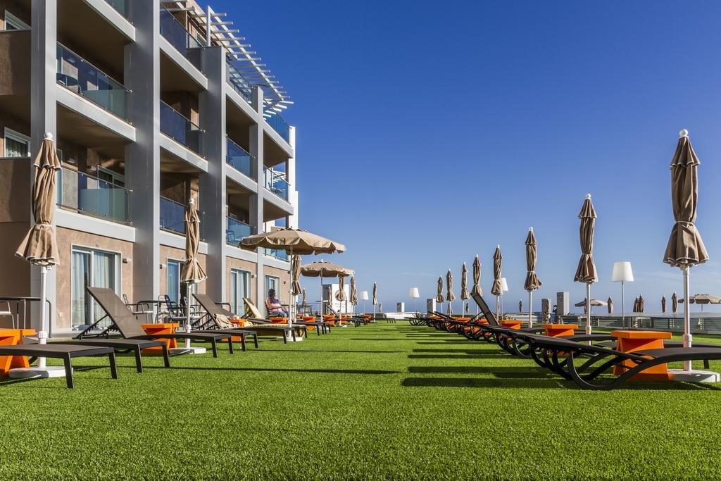 Appartementen Riviera Vista - terras