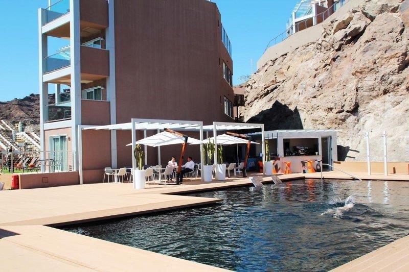 Appartementen Riviera Vista - zwembad