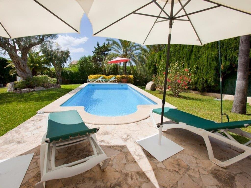 Villa Blanca - zwembad