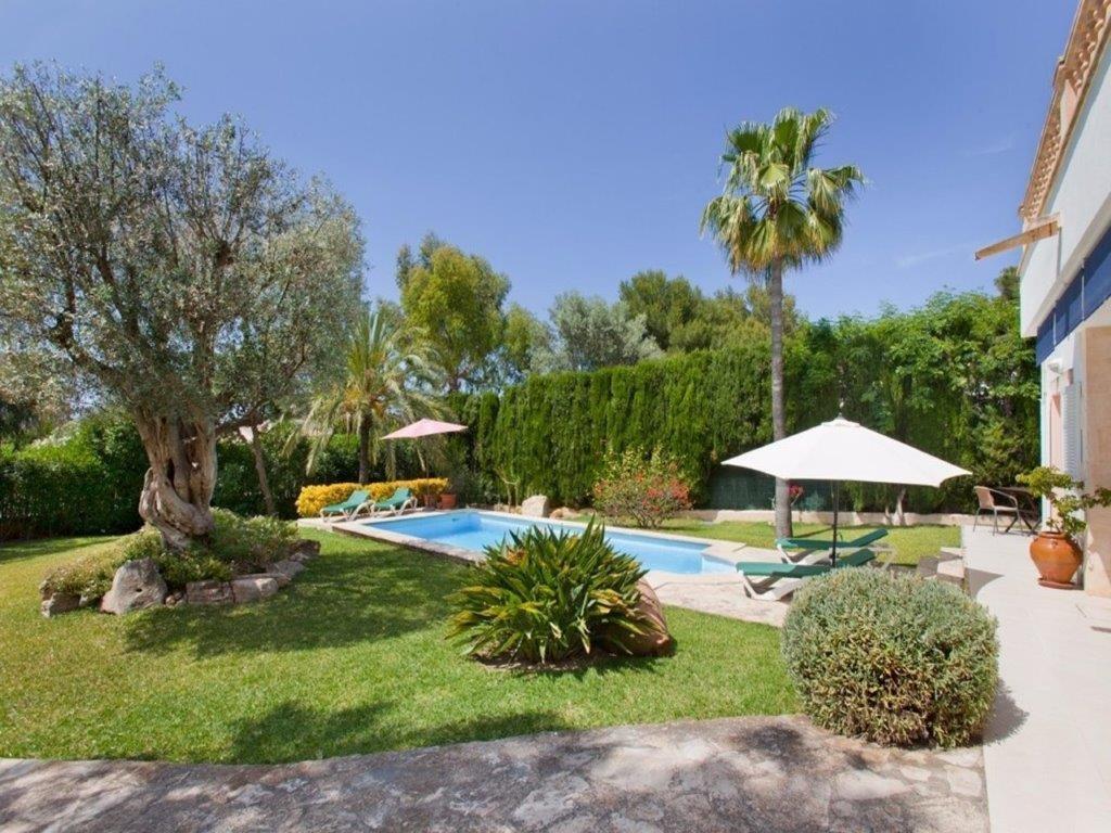 Villa Blanca - tuin