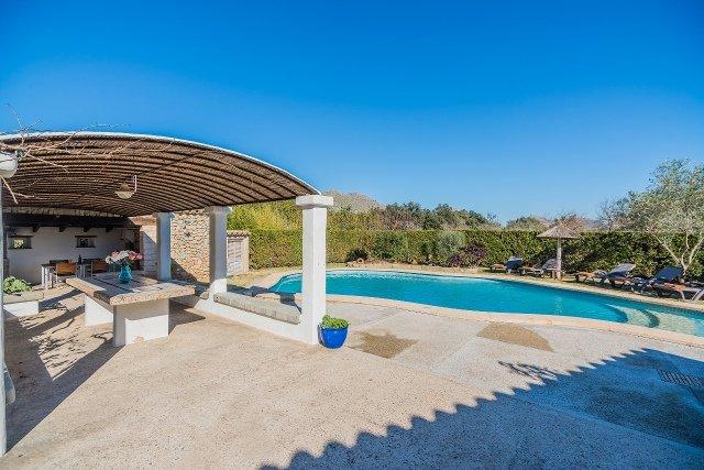 Villa Can Segui - tuin
