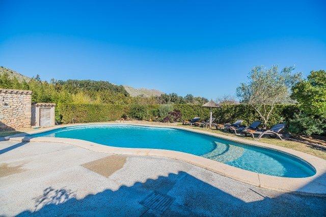Villa Can Segui - zwembad
