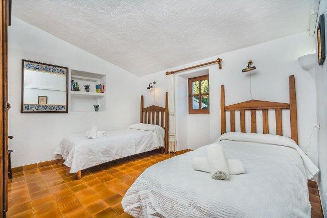 Villa Can Segui - slaapkamer