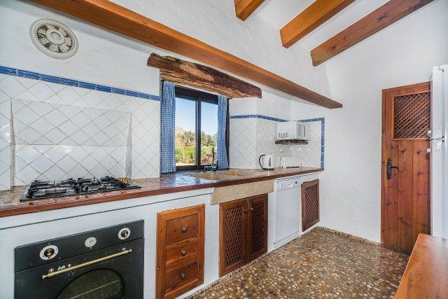 Villa Can Segui - keuken