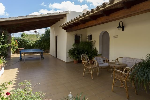Villa Canaves - zitje