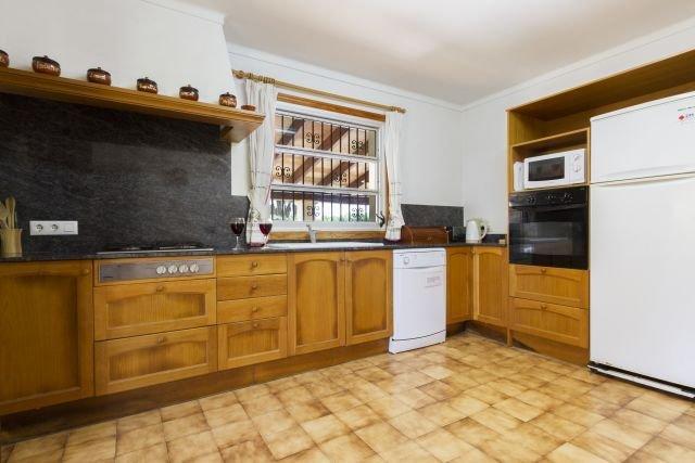 Villa Canaves - keuken