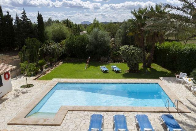 Villa Canaves - zwembad