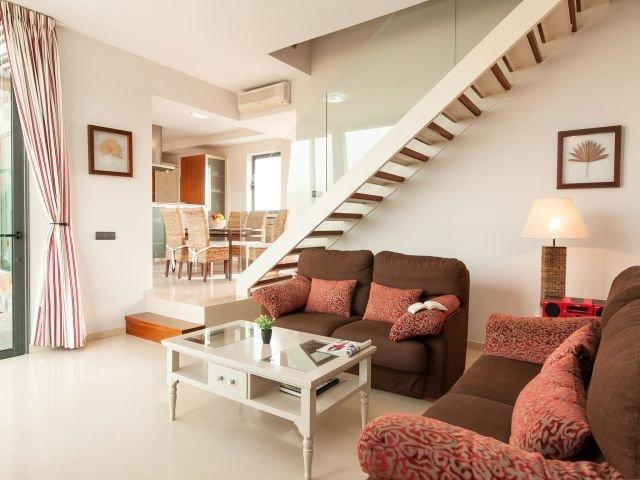 Villa Lagos 37 - woonkamer