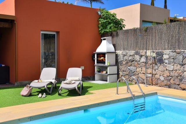 Villa Par4 -nr 16 _  barbecue
