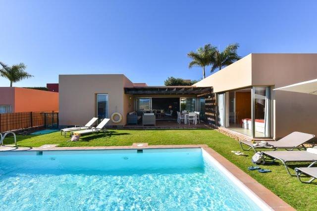 Villa Par 4 - nr 7 _ zwembad