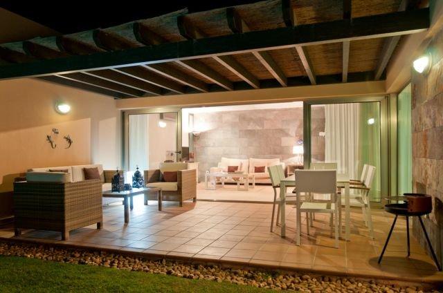 Villa Par 4 - nr 7 _ overdekt terras