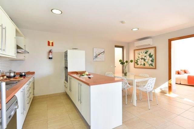Villa Par 4 - nr 7 _ keuken