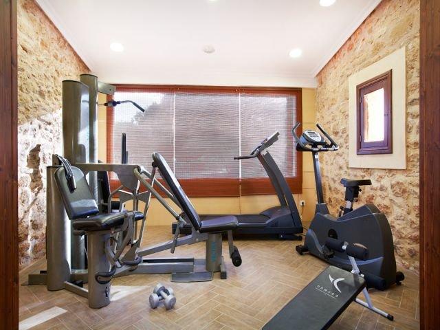 Hotel Puig de Ros d'Alt - fitness