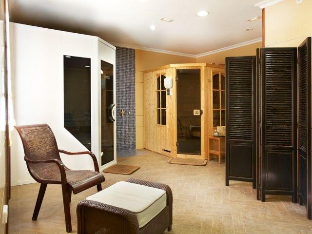 Hotel Puig de Ros d'Alt  - sauna